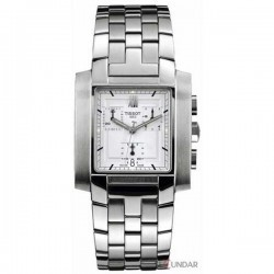 Ceas Tissot T60.1.587.33 Barbatesc imagine mica
