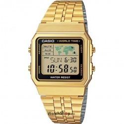 Ceas Casio RETRO A500WGA-1DF imagine mica