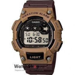 Ceas Casio SPORT W-735H-5AVEF Vibration Alarm imagine mica