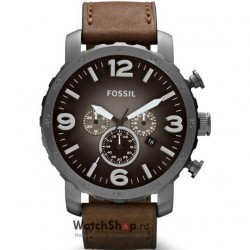 Ceas Fossil NATE JR1424 imagine mica