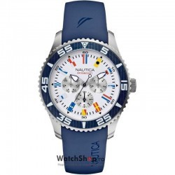 Ceas Nautica NST 07 A12627G imagine mica