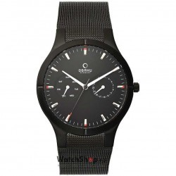 Ceas Obaku MULTIFUNCTION V100GBBMB3 imagine mica