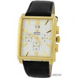 Ceas Orient FTVAA002W0 Classic Chronograph Barbatesc imagine mica