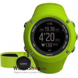 Ceas Suunto AMBIT3 RUN LIME (HR) imagine mica