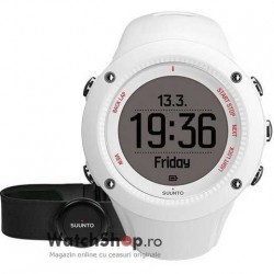Ceas Suunto AMBIT3 RUN WHITE (HR) imagine mica
