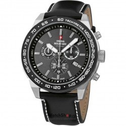 Ceas Swiss Military by CHRONO SM34030.03 Cronograf imagine mica