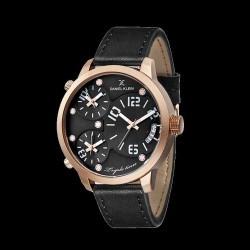 Ceas Daniel Klein Premium DK10814-1 Triple Time Barbatesc imagine mica