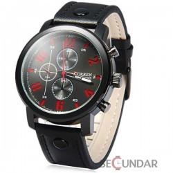 Ceas Curren M8192 Luxury Casual Barbatesc imagine mica