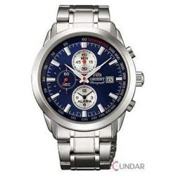 Ceas Orient Sporty Quartz Chronograph FTD11001D0 Barbatesc imagine mica