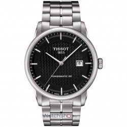 Ceas Tissot T-CLASSIC T086.407.11.201.02 Luxury Automatic imagine mica
