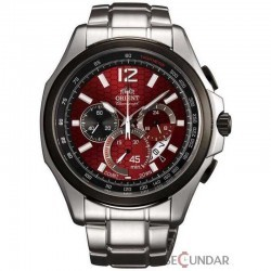 Ceas Orient Sporty Quartz Chronograph FSY00001H0 Barbatesc imagine mica