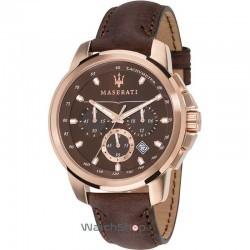 Ceas Maserati SUCCESSO R8871621004 Cronograf imagine mica