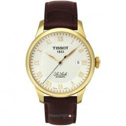 Ceas Tissot T-CLASSIC T41.5.413.73 Le Locle imagine mica