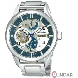 Ceas Orient Automatic Retro Future YFH03001D0 Barbatesc imagine mica