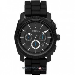 Ceas Fossil MACHINE FS4487 Black imagine mica