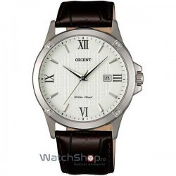 Ceas Orient CLASSIC DESIGN UNF4005W imagine mica