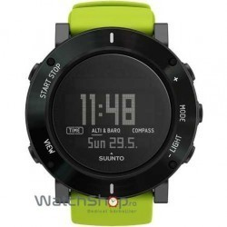 Ceas Suunto OUTDOOR CORE CRUSH LIME imagine mica