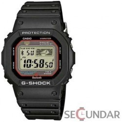 Ceas Casio G-Shock Bluetooth GB-5600AA-1ER Barbatesc imagine mica