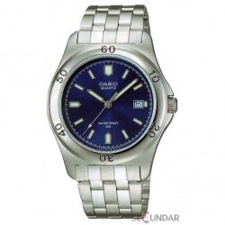Ceas Casio Metal Fashion MTP-1213A-2AVDF Barbatesc imagine mica