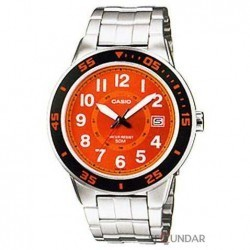 Ceas Casio Metal Fashion MTP-1298D-4BVDF Barbatesc imagine mica