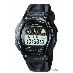 Ceas Casio Standard Digital W-754H-1AVDF Barbatesc imagine mica