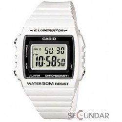 Ceas Casio W-215H-7A Illuminator Digital Unisex imagine mica