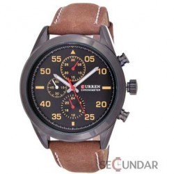 Ceas Curren Fashion Analog M8156 Barbatesc imagine mica