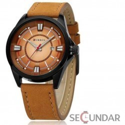 Ceas Curren Luxury Analog M8155 Barbatesc imagine mica
