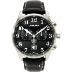 Ceas Junkers IRON ANNIE JU52 6686-2 Cronograf imagine mica